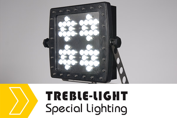 TREBLE-LIGHT Special Lighting